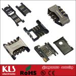 SIM card connectors & Micro SIM card connectors & Nano SIM Card Connectors
