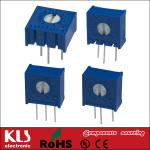 Single turn potentiometer 3386 type