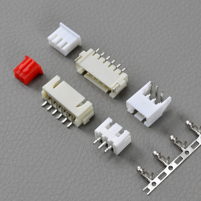2 50mm Jst Xh Type Wire To Board Connector Manufacturer