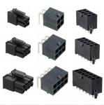 OEM MOLEX 5.70mm Pitch Mega-Fit Power Connectors 2P 4P 6P 8P 10P 12P Wire-to-Wire and Wire-to-Board Connectors